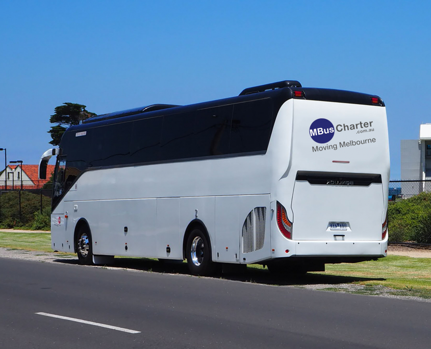 MBus Charter - Moving Melbourne