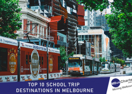 TOP 10 SCHOOL TRIP DESTINATIONS IN MELBOURNE